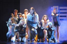 Waterloo Teatro La Cuarta Pared - Calahorra (La Rioja) Teatro Ideal, Arnedo (La Rioja) Teatro Cervantes, Lodosa (Navarra) Casa de Cultura